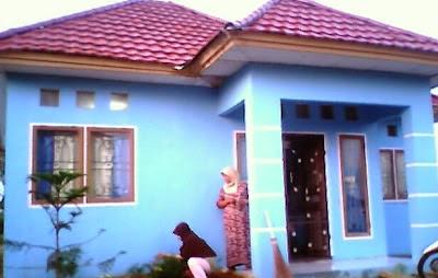 warna cat atap rumah minimalis