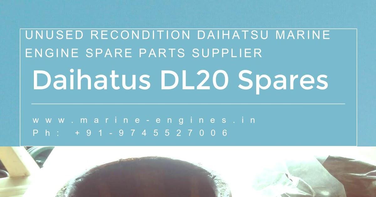 Daihatsu DL 20 Spares Supplier