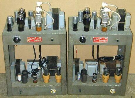 Risultati immagini per amplificatori ballantine