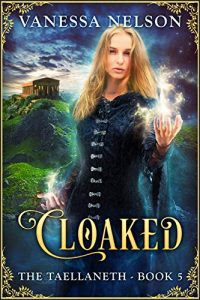 Cloaked by Vanessa Nelson