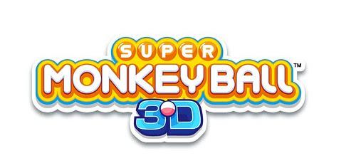 Super Monkey Ball 3D Logo