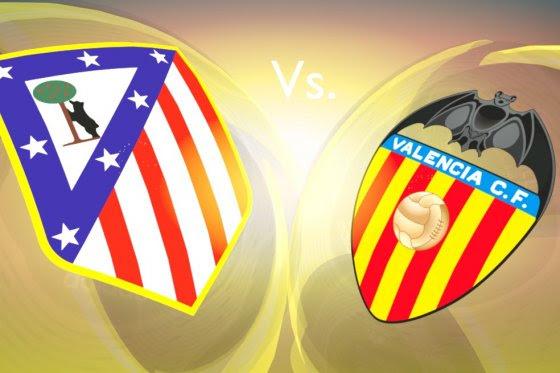 مشاهدة مباراة أتلتيكو مدريد و فالنسيا مباشر - الدوري الإسباني