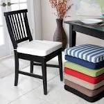Complete Your Nice Dining Chair by Using Dining Chair Cushions ...