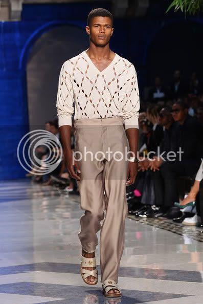 MyOwnJudge Versace Fashion Show Menswear