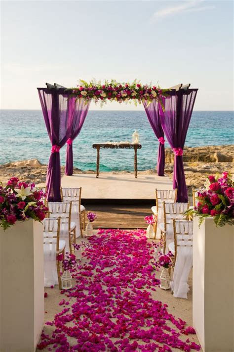 awesome wedding aisle decorations  fall wedding