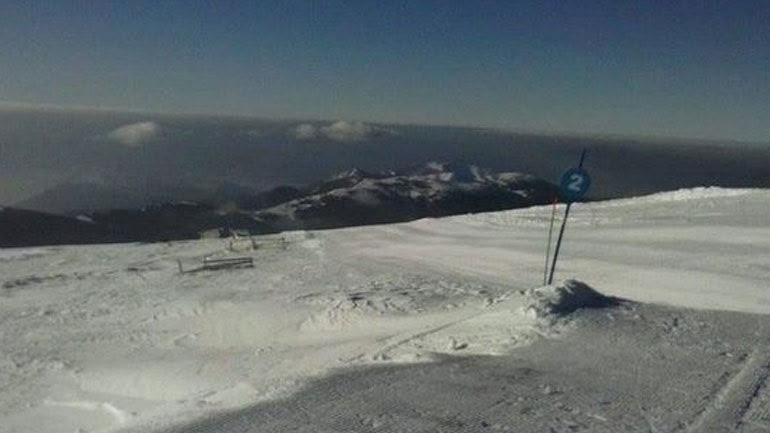 Νεκρό εντοπίστηκε το ζευγάρι των ορειβατών στο όρος Βόρας Πέλλας