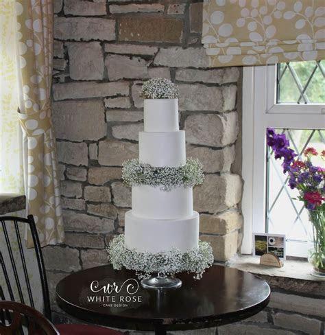 Modern Luxurious Wedding Cakes in Holmfirth, West Yorkshire
