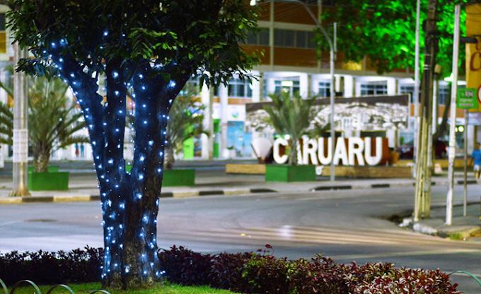 Programação de Natal e Réveillon é cancelada em Caruaru.