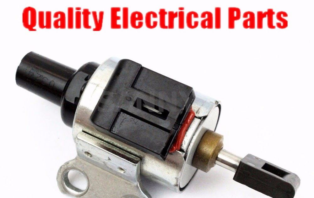 Buy STEPPER MOTOR CVT JF011E REOF10A 07UP NEW! FOR JEEP PATRIOT FOR