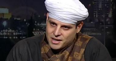 محمود ياسين التهامى نقيب الإنشاد الدينى