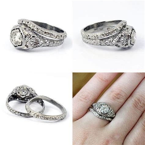 25  best ideas about 1920s Engagement Ring on Pinterest