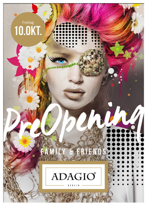 ADAGIO Berlin Preopening