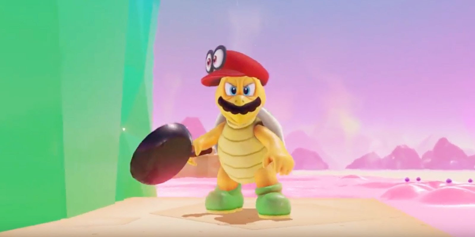 Game overs are a thing of the past in Super Mario Odyssey screenshot