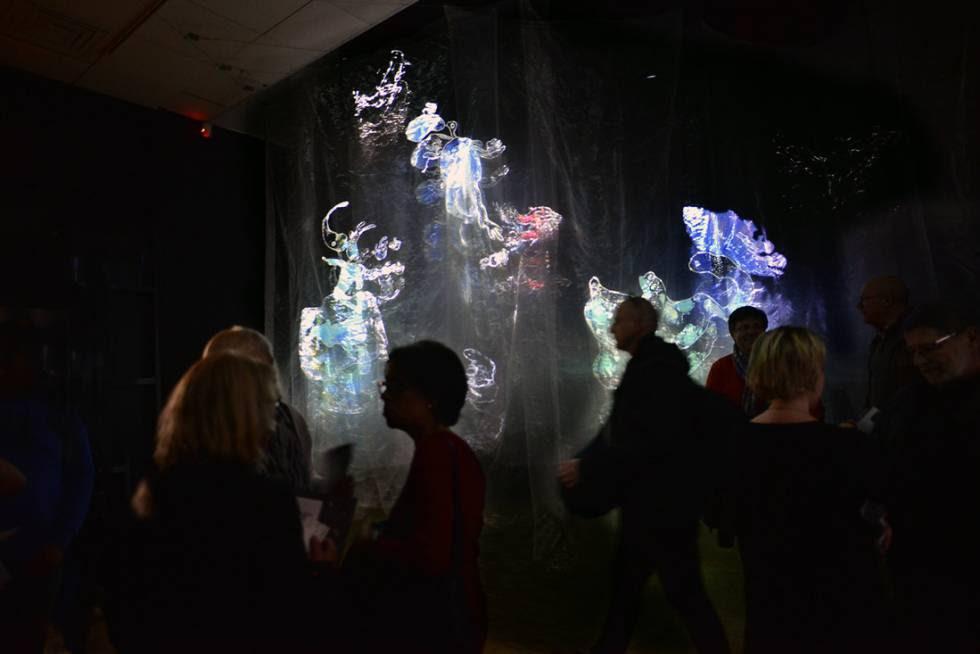 Imagen de uno de los espectáculos del RIANA.