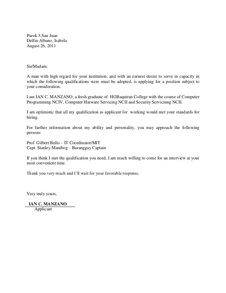 Cover Letter New Graduate from lh4.googleusercontent.com