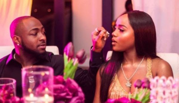 GIST: Davido Buys Chioma A Gift As 'Chef Chi' Receives Nomination For An Award