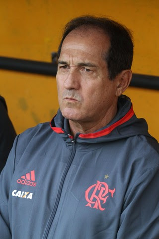 Muricy Ramalho Flamengo (Foto: Gilvan de Souza / Flamengo)