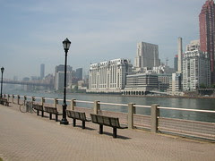 From a Visit to Roosevelt Island
