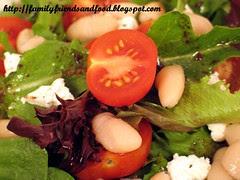 5 minute salad