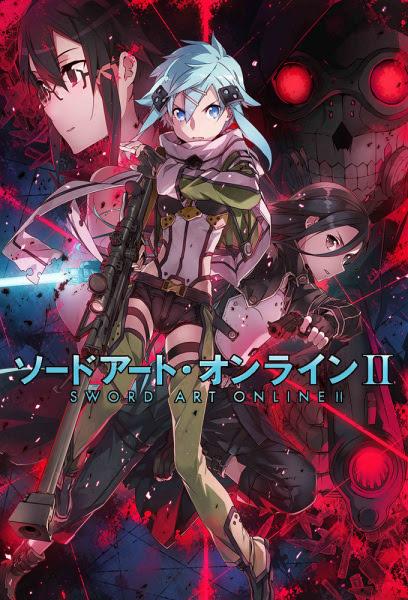 imagen de Sword Art Online II
