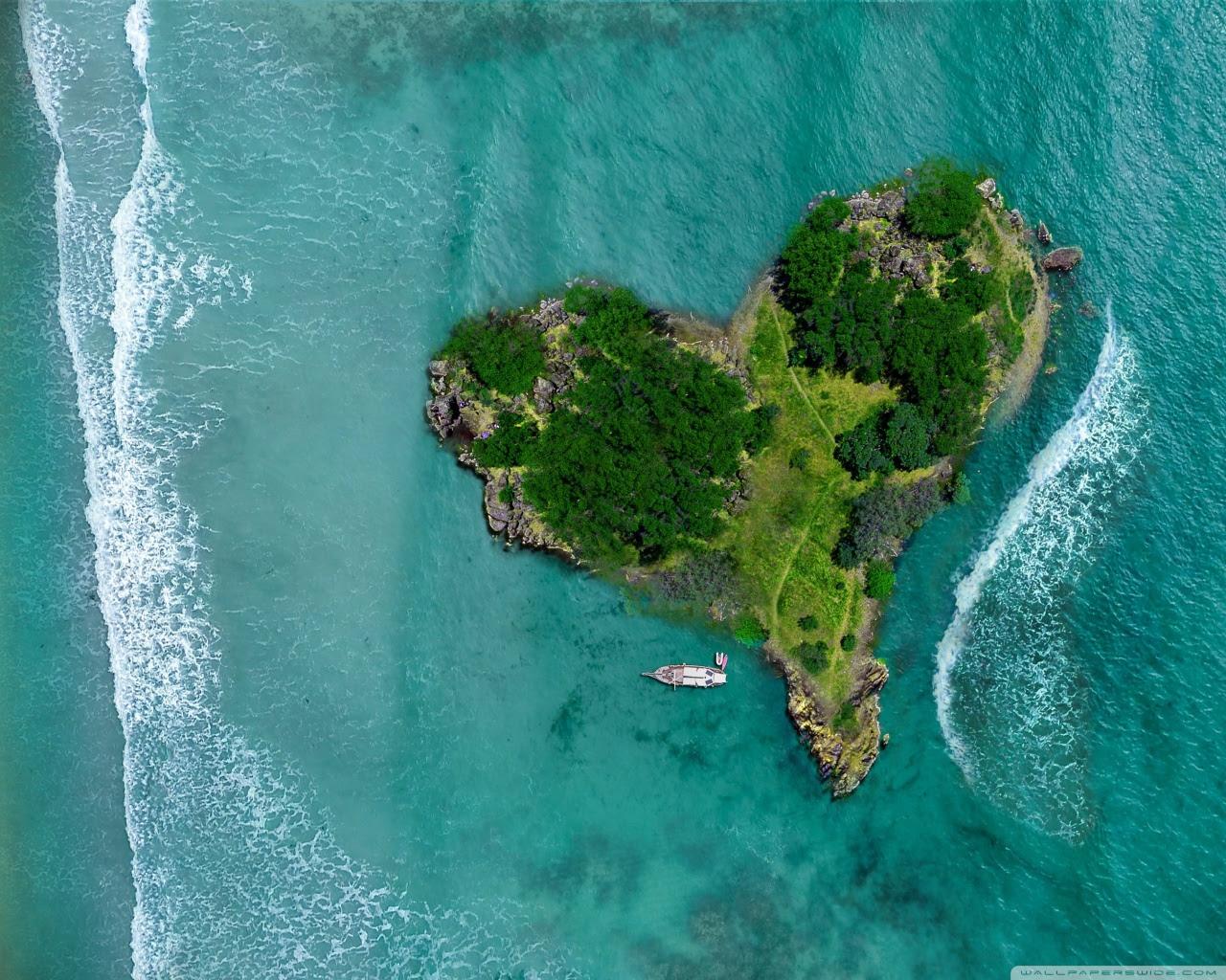 Beautiful Island Wallpaper Wallpapers Snipe
