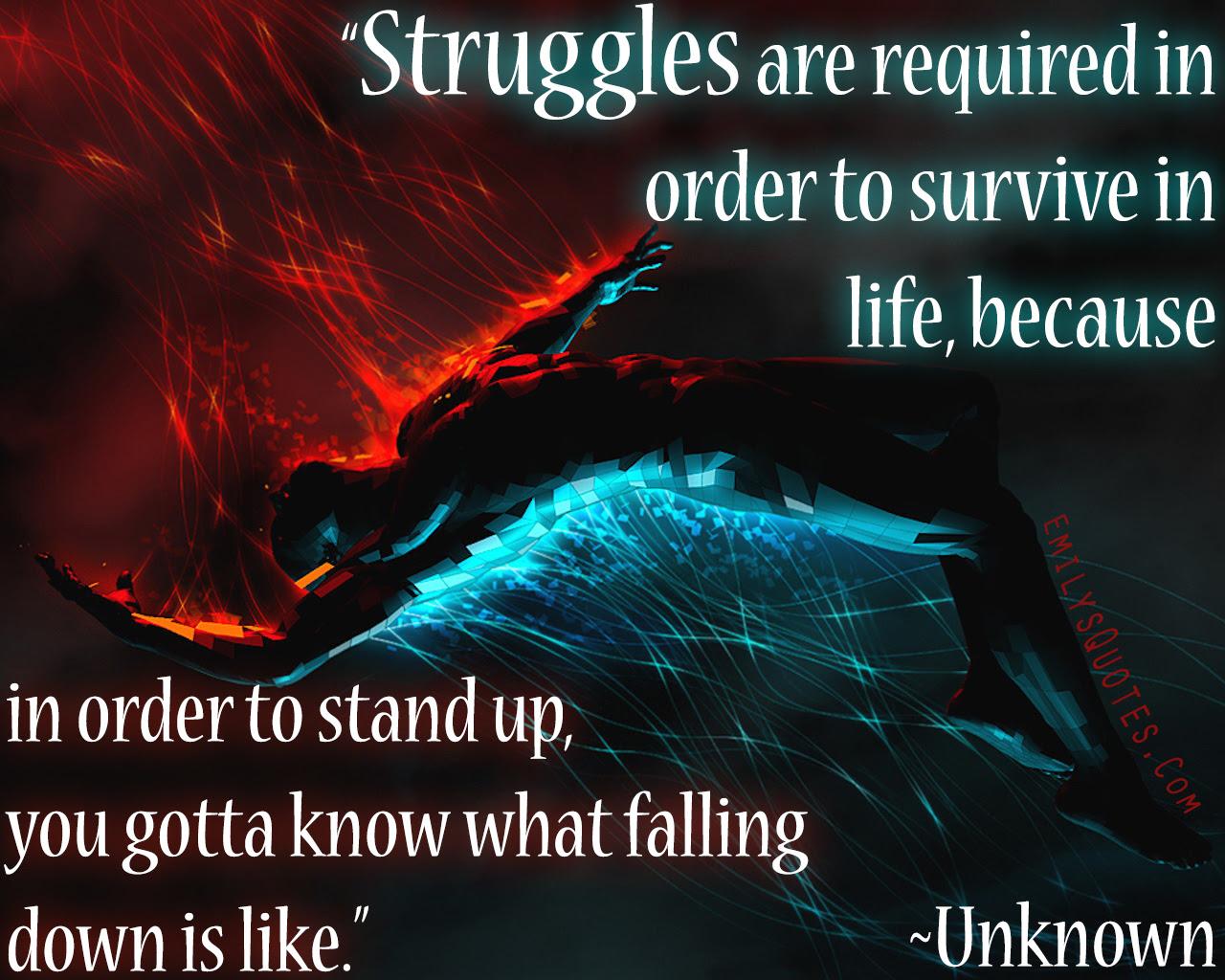 About Life Struggles Best Struggle Poem Short Poems Quotes Marinela