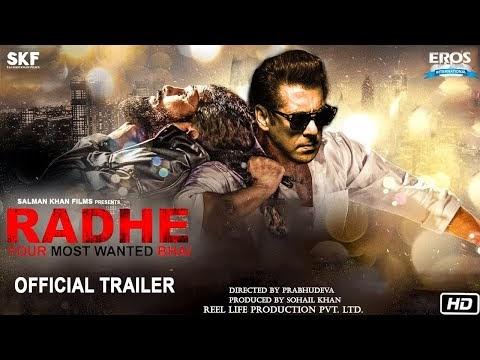 radhe hindi movie release date