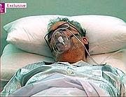 Al-Megrahi in coma