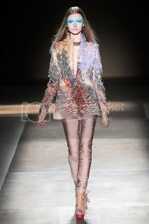 fashion show,spring 2010,valentino