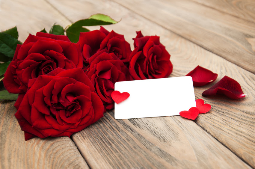 4 Romantic Flower Card Messages To Steal Teleflora Blog