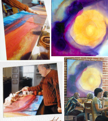 Clare Commission Canvases