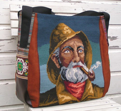 Bag, fisherman