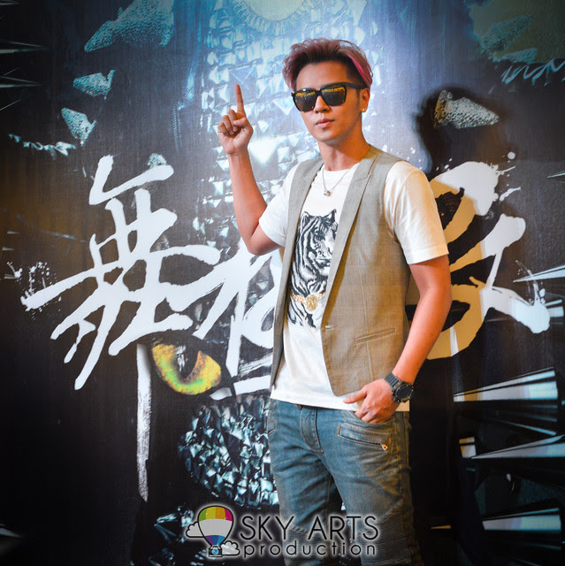 ShowLo 罗志祥 Over the Limit 2013 World Live Tour Malaysia Arena of Star - Paradigm Mall Meet N Greet Session