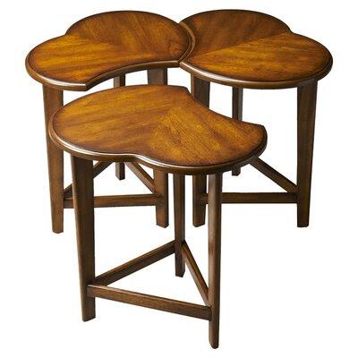 Loft 3 Piece Nesting Coffee Table Set   Wayfair