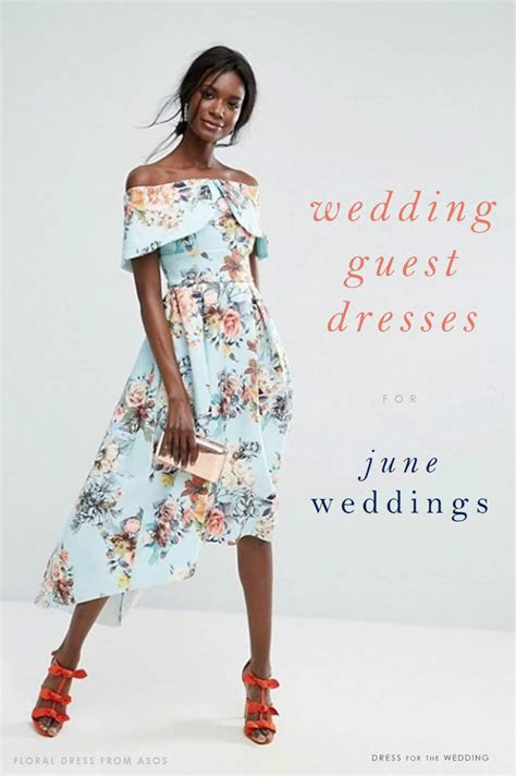 trend dresses  june  wedding guests dress