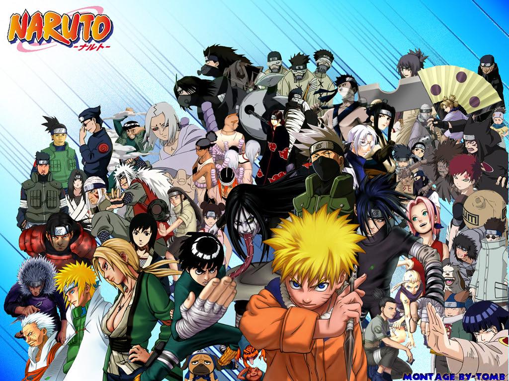 Naruto Naruto characters