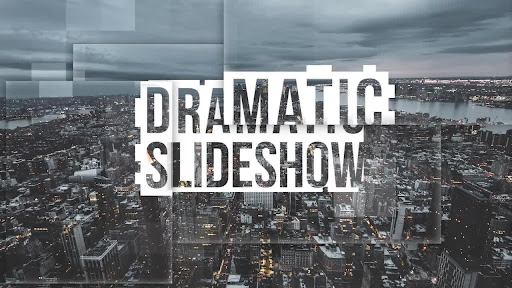 DRAMATIC SLIDESHOW - PREMIERE PRO TEMPLATES 67877