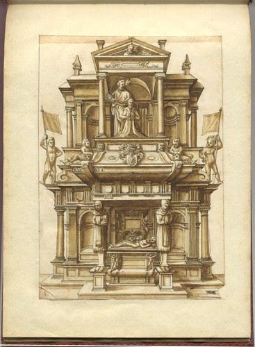 baroque crypt design