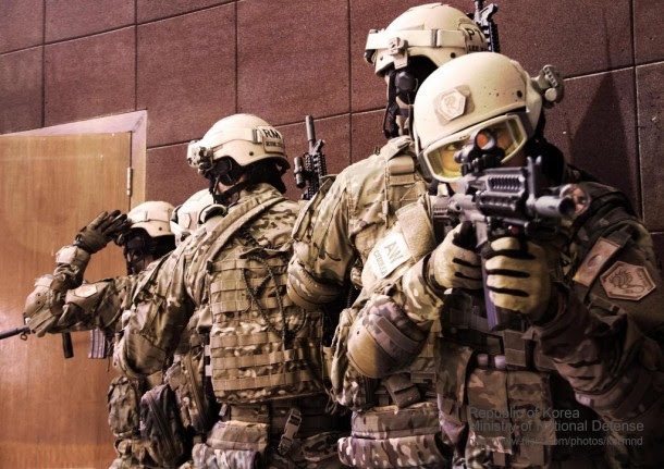 Korean Special Forces
