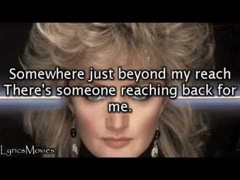 Bonnie Tyler I Need A Hero Lyrics Youtube
