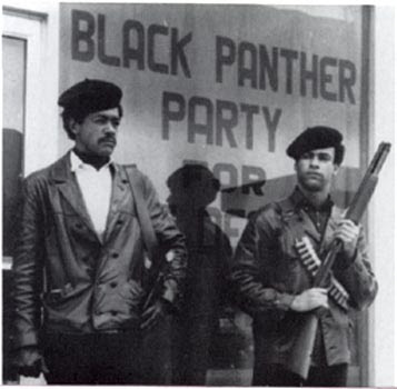 Image result for Black Panthers police patrol