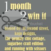 One Month To Win It