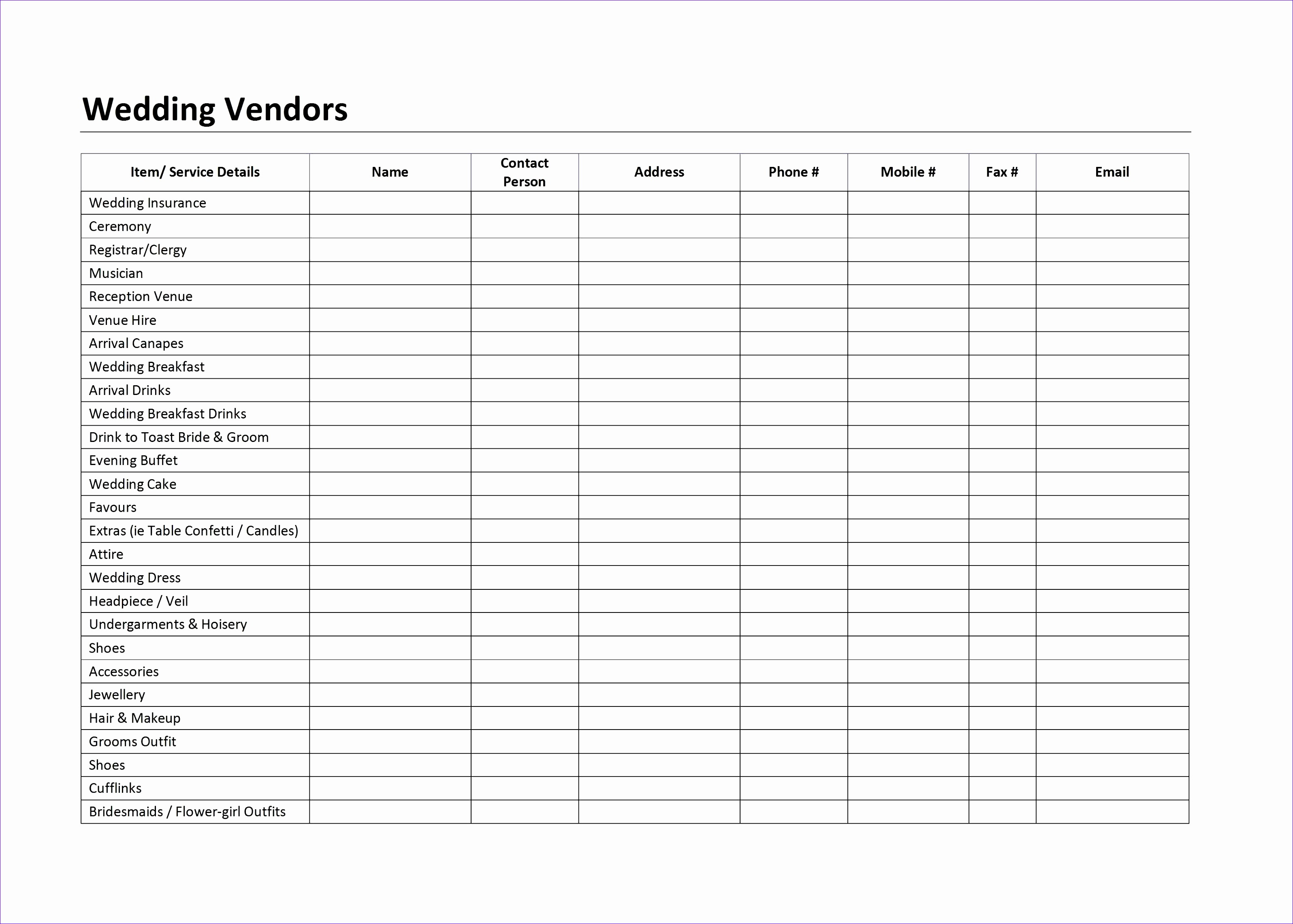 7 Microsoft Excel Expense Tracker Template - Excel Templates - Excel Templates