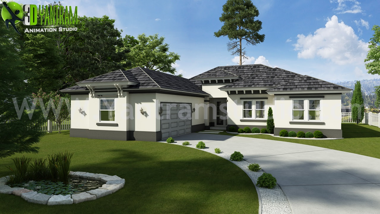 The Most Stunning Exterior House Design Ideas by Yantram ...