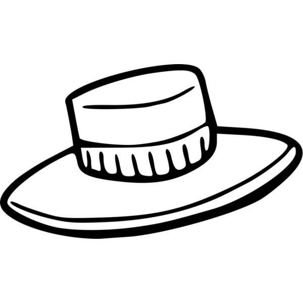 Cappelli Invernali Da Colorare