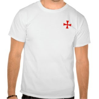 Jaques De Molay coat of arms shirt shirt