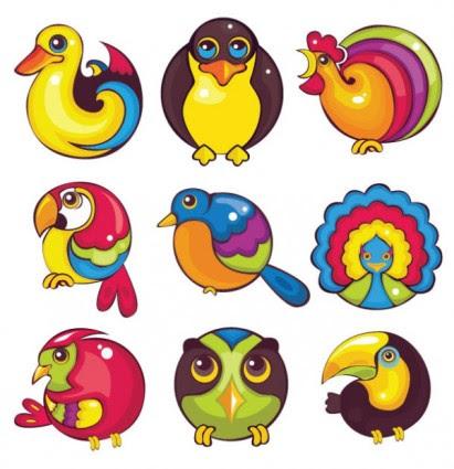 99 Koleksi Gambar Binatang Burung Kartun Gratis Terbaik