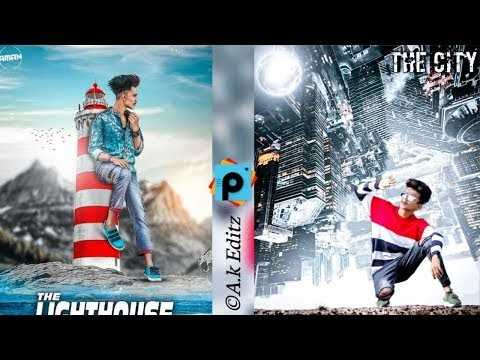 Picsart Best Manipulation Editing, Picsart Illusion Editing, Picsart Pho...