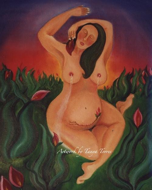 Arte para amar tu cuerpo