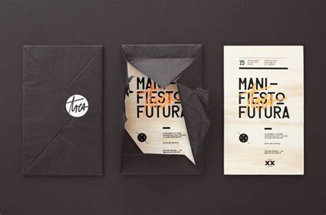 Great New Print Design Inspiration   32 Examples
